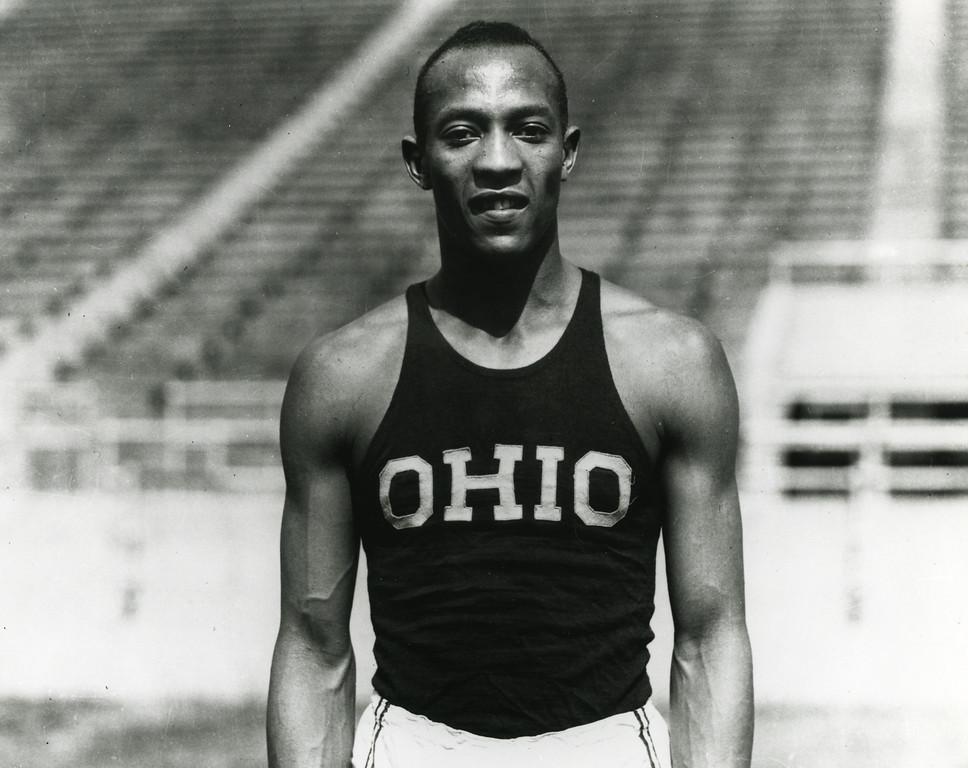 Jesse Owens, 1934