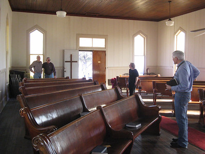 Historical church building for sale