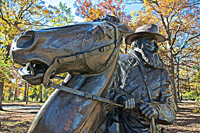 Longstreet Monument