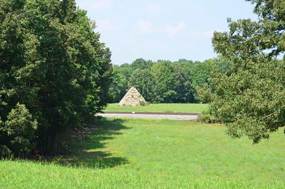 Meade Pyramid, Chancellorsville Battlefield.