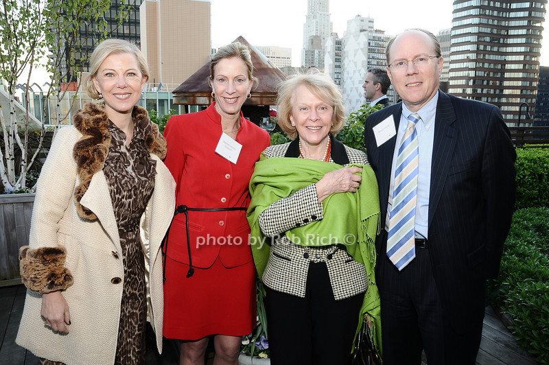 Linda Stillwell, Dorothy Oertel-Albright, Emily O'Sullivan, Donald Casler<br /> photo by Rob Rich © 2010 robwayne1@aol.com 516-676-3939