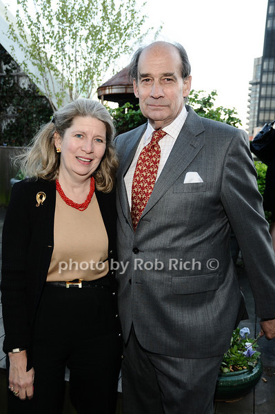 Bettina Nelson, George Nelson<br /> photo by Rob Rich © 2010 robwayne1@aol.com 516-676-3939