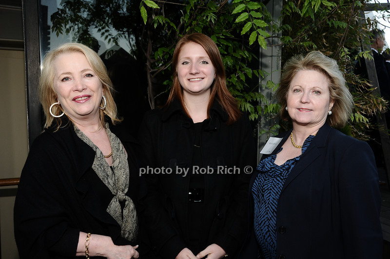 Rana Wiilliams, Haley Rutherford, Marcia Wilson<br /> photo by Rob Rich © 2010 robwayne1@aol.com 516-676-3939
