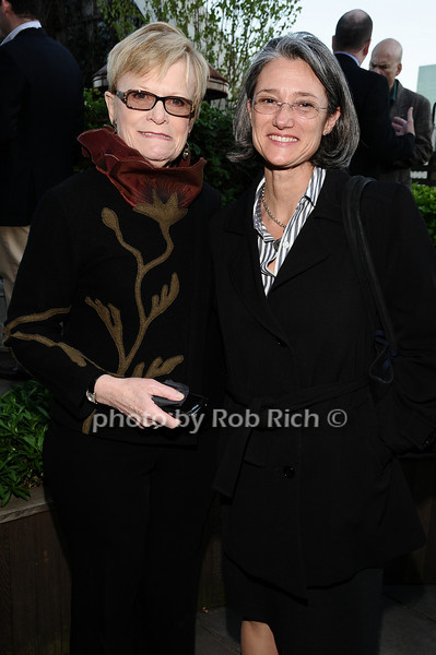 Paula Busch, Liz Lerner<br /> photo by Rob Rich © 2010 robwayne1@aol.com 516-676-3939