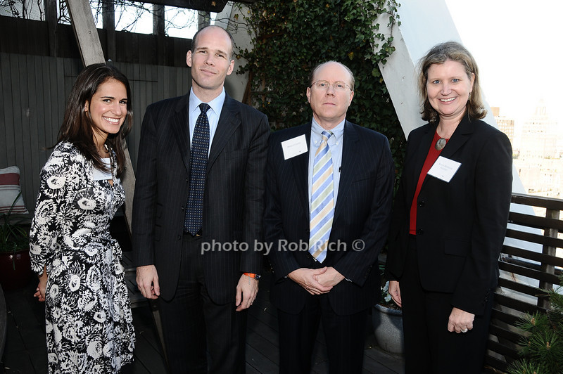 Natalie Medaglio, Chris Malstead, Donald Casler, Karen Reynolds Sharkey<br /> photo by Rob Rich © 2010 robwayne1@aol.com 516-676-3939