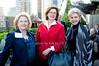 Marcia Wilson, Kathy Slattery, Barbara Brock