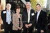 Donald Casel, Lenore Ritter, Roy Weydig, Glenn Lawson<br /> photo by Rob Rich © 2010 robwayne1@aol.com 516-676-3939