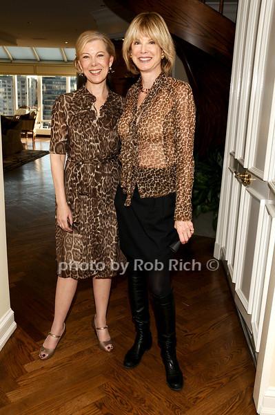Linda Stillwell, Nancy Coffey<br /> photo by Rob Rich © 2010 robwayne1@aol.com 516-676-3939
