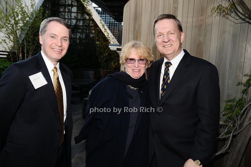 Robert Tobin, Anne Snee, Dennis Stillwell<br /> photo by Rob Rich © 2010 robwayne1@aol.com 516-676-3939