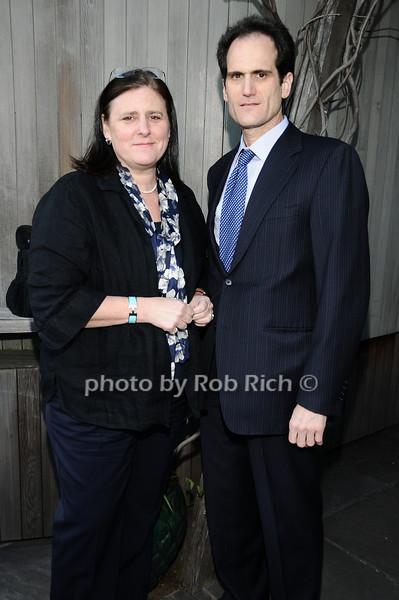Elizabeth Henry, Michael Spodek<br /> photo by Rob Rich © 2010 robwayne1@aol.com 516-676-3939