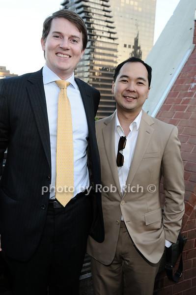 Kyle Blackmon, Loy Carlos<br /> photo by Rob Rich © 2010 robwayne1@aol.com 516-676-3939