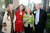 Linda Stillwell Dorothy Oertel-Albright, Emily O'Sullivan, Donald Casler<br /> photo by Rob Rich © 2010 robwayne1@aol.com 516-676-3939