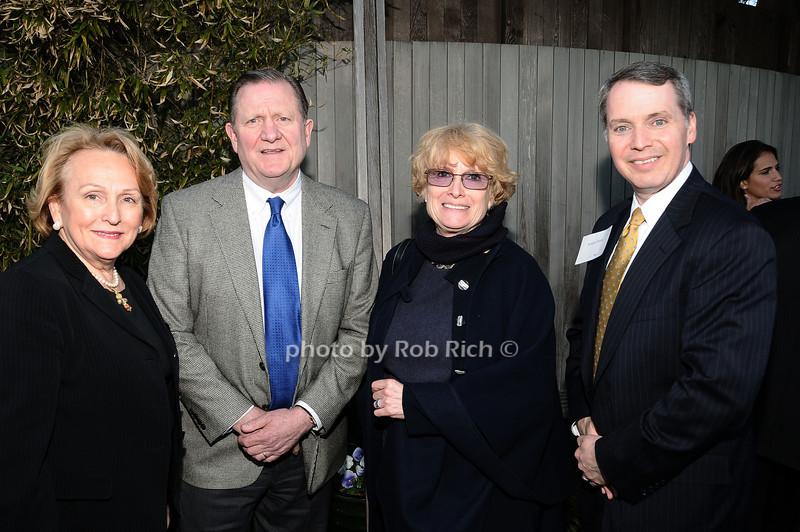 Carmen Perez, John Slattery , Anne Snee, Robert Tobin<br /> photo by Rob Rich © 2010 robwayne1@aol.com 516-676-3939