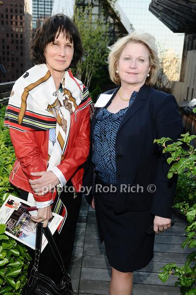 Gilda Shani, Marcia Wilson<br /> photo by Rob Rich © 2010 robwayne1@aol.com 516-676-3939