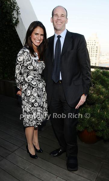 Natalie Medaglio, Chris Malstead<br /> photo by Rob Rich © 2010 robwayne1@aol.com 516-676-3939