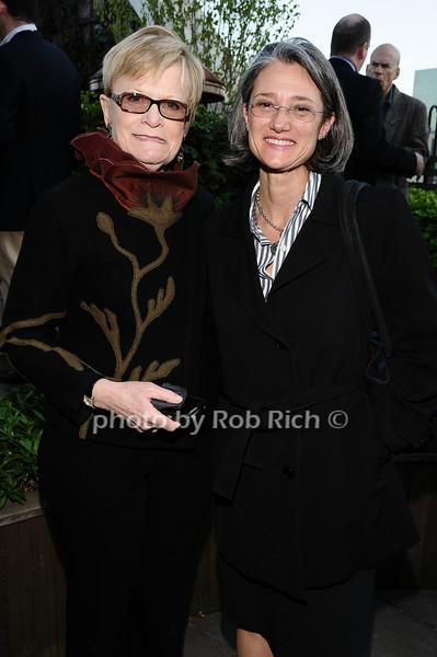 Paula Busch, Liz Lerner<br /> photo by Rob Rich © 2010 robwayne1@aol.com 516-676-3939