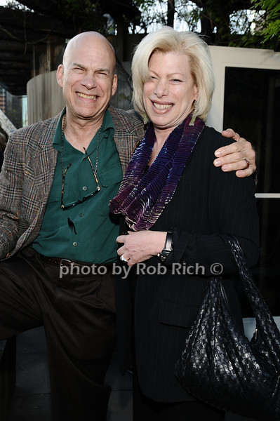 Ken Blumstein, Meris Blumstein<br /> photo by Rob Rich © 2010 robwayne1@aol.com 516-676-3939
