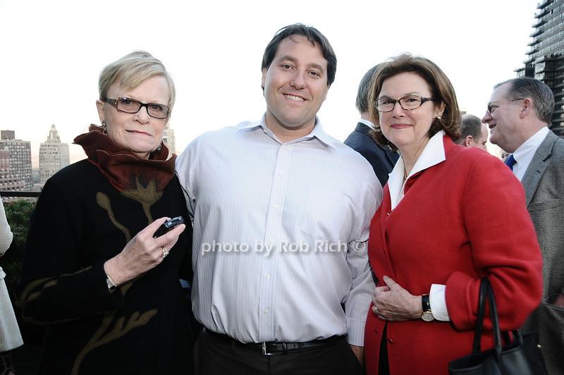 Paula Busch, Mayan Axelrod, Kathy Slattery <br /> photo by Rob Rich © 2010 robwayne1@aol.com 516-676-3939