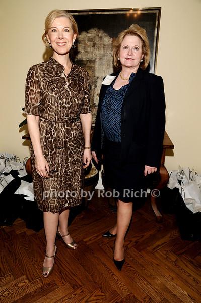 Linda Stillwell, Marcia Wilson<br /> photo by Rob Rich © 2010 robwayne1@aol.com 516-676-3939