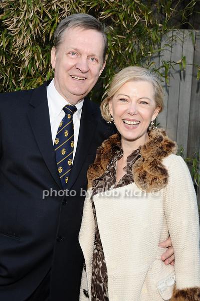 Dennis Stillwell,  Linda Stillwell<br /> photo by Rob Rich © 2010 robwayne1@aol.com 516-676-3939