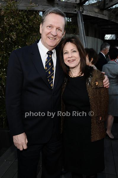 Dennis Stillwell, Judith Harrison<br /> photo by Rob Rich © 2010 robwayne1@aol.com 516-676-3939