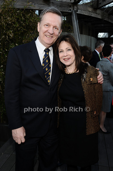 Dennis Stillwell, Judith Harrison<br /> photo by Rob Rich © 2010 robwayne1@aol.com 516-676-3939