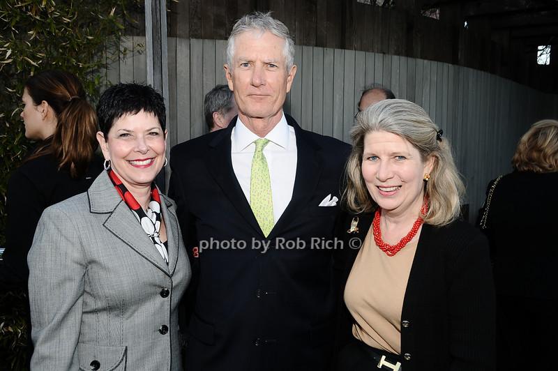 Cindy Bernat, Doug Crowell, Bettina Nelson<br /> photo by Rob Rich © 2010 robwayne1@aol.com 516-676-3939