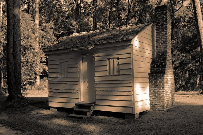 Friendfield Village Slave House