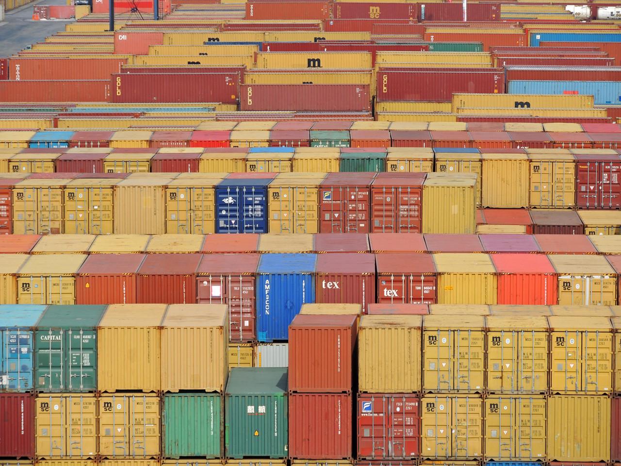 Freight waiting shipment
