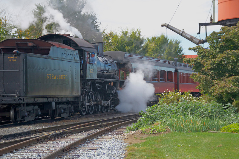 Strasburg Steam locomotive