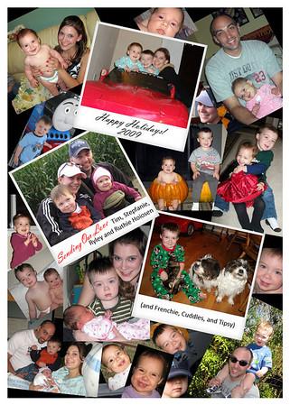 Hoiosen Christmas Card 2009