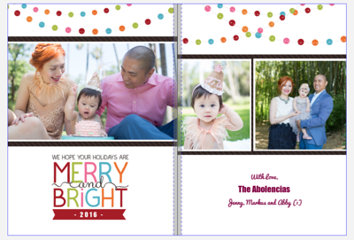 Standard - Merry & Bright