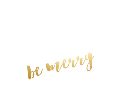 be merry gold