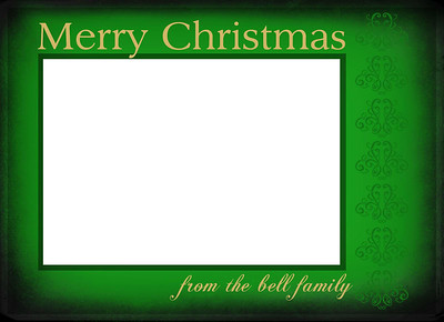 X-Mas Card Layout 5