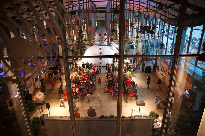 Holiday Night at the California Academy