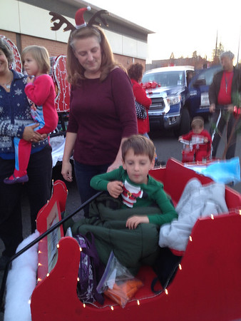 Holiday Parade 2013