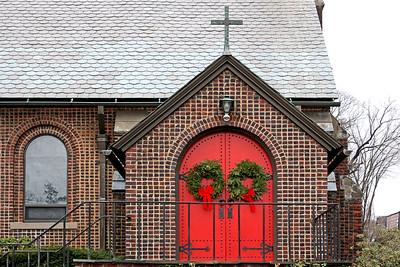 Trinity Episcopal Church in Roslyn Harbor,NY