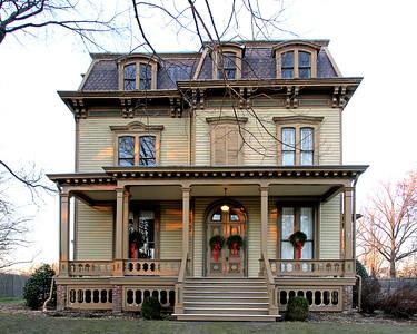 The Garden City Historical Society Museum.