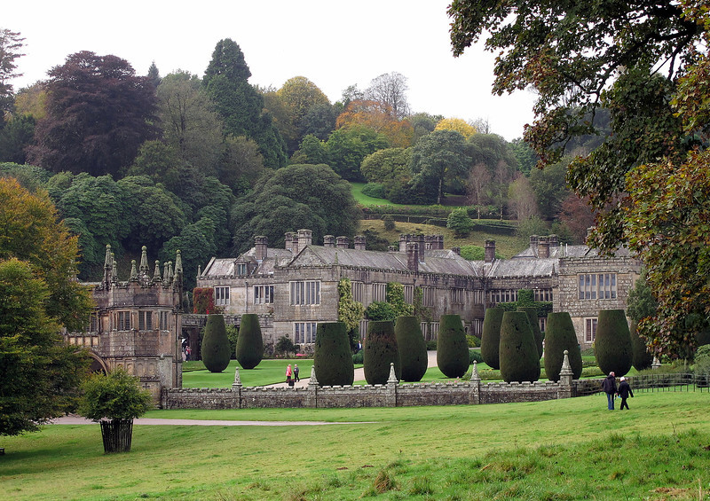 Lanhydrock, near Bodmin.   This is the HQ of the South West region of the National Trust.
