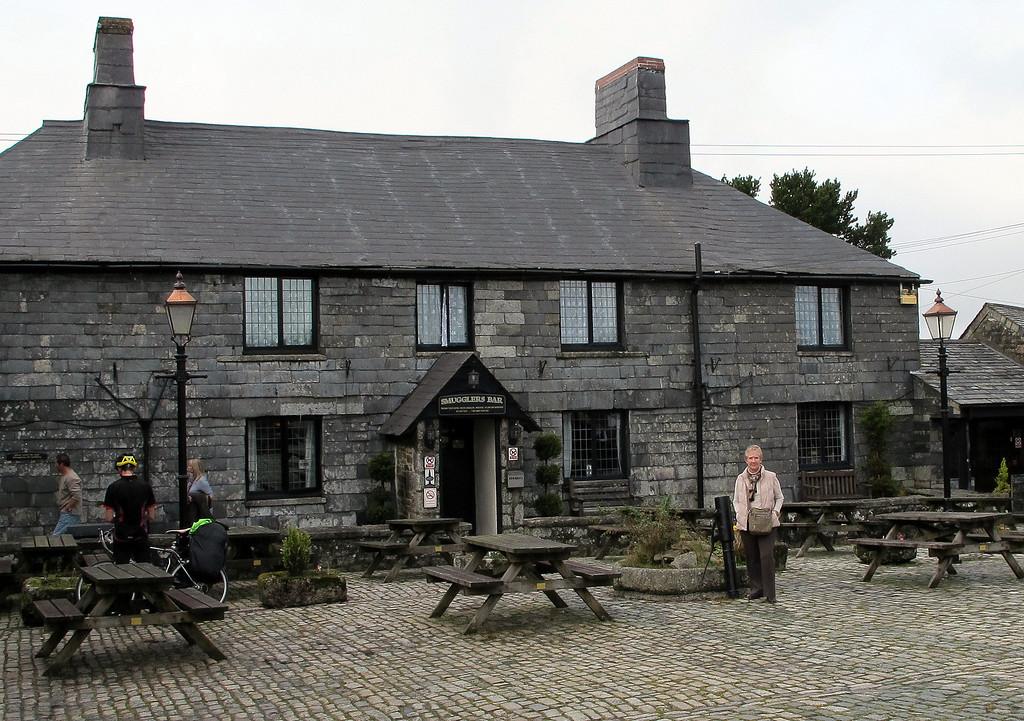 Jamaica Inn, Bodmin Moor, Cornwall.
