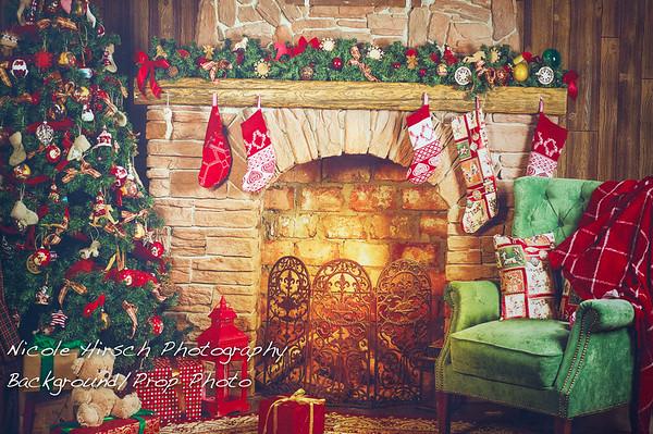 Fireside Background
