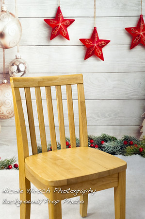 White Wood With Decor 3