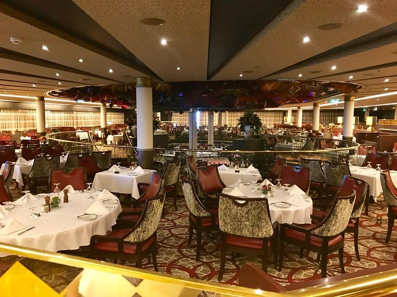 Holland America Westerdam - Main Dining Room