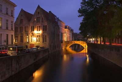 Hotel Ter Brughe in Bruges (Belgium)