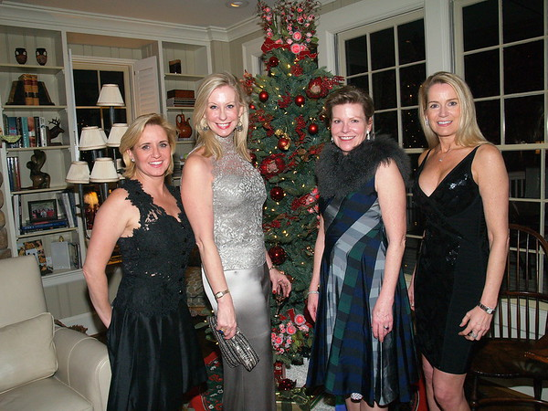 Holland and Knight Law Firm Christmas Party