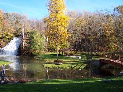 Holley Falls 10-16-10