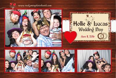 Hollie & Lucas's Wedding