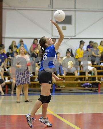 Holly Hill Academy Volleyball 2013