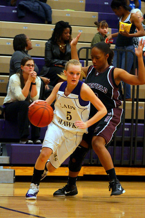 Holly Springs Girl's Basketball 12-1-10 Wakefield