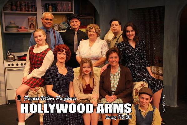 Hollywood Arms